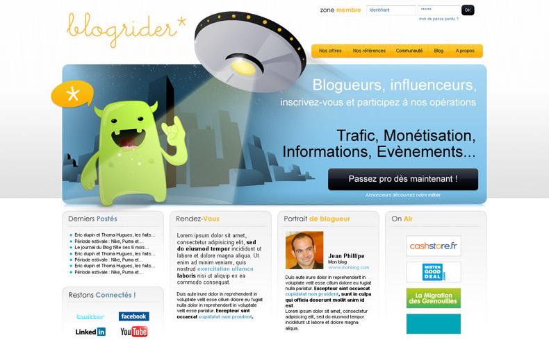 Blogrider