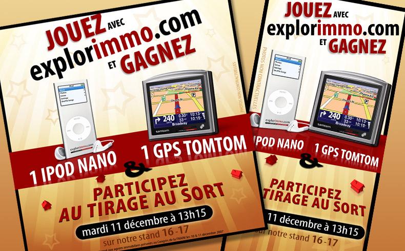 Jeu concours Explorimmo.com