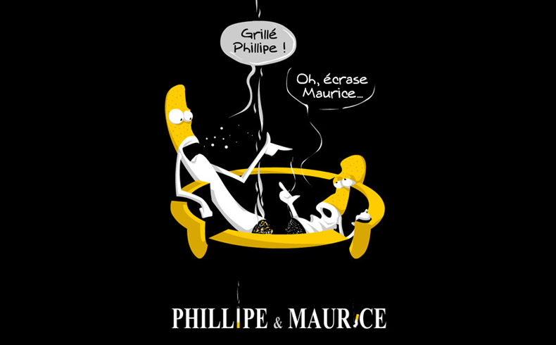 Phillipe et Maurice