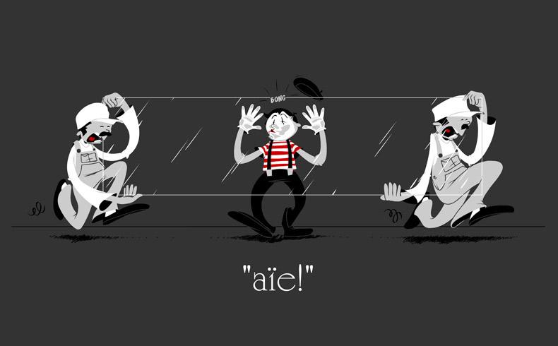 Aie !
