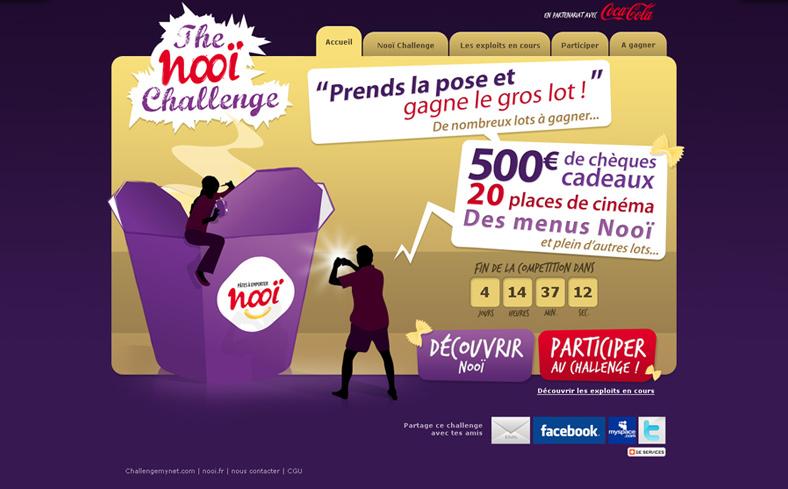 NOOI challenge