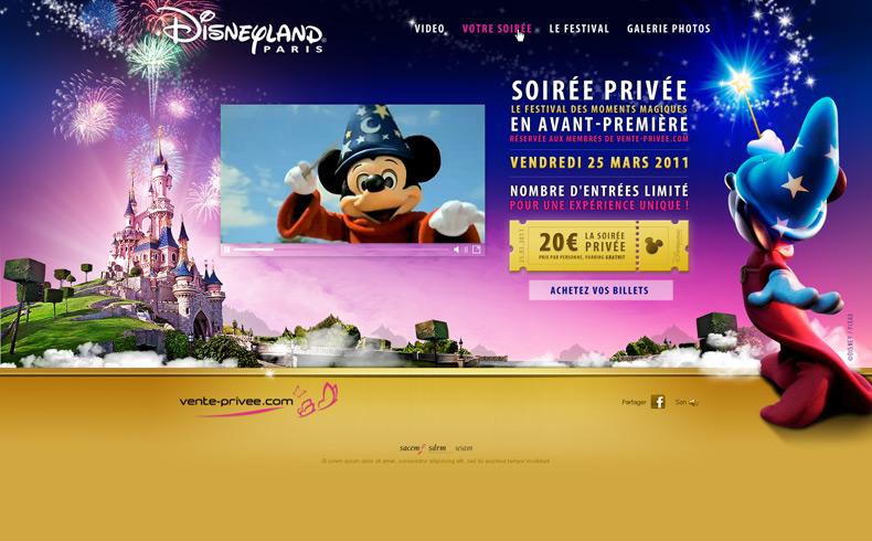 Disneyland Paris, festival des moments magiques