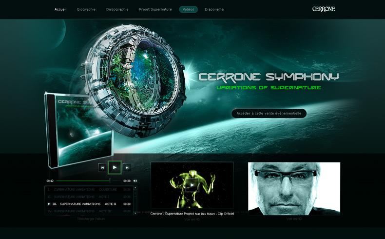 Cerrone Symphony