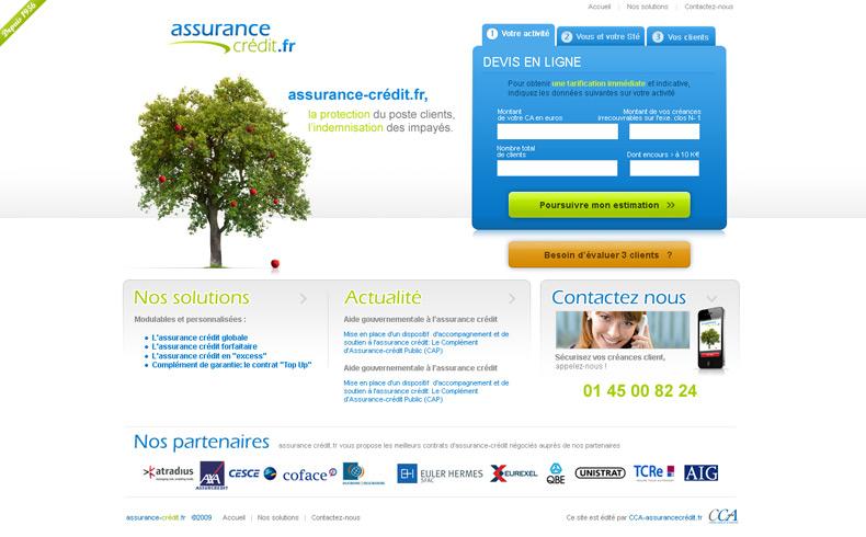 assurance-credit.fr